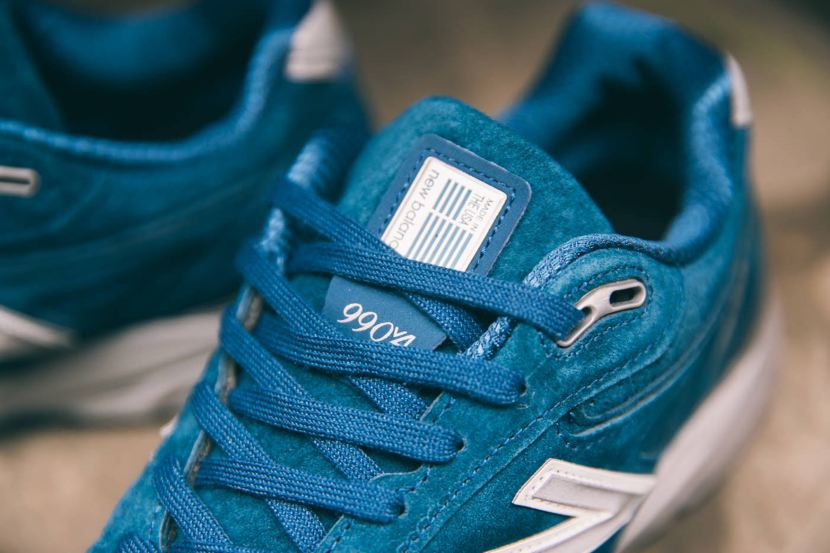 "NEW BALANCE 990v4 ""North Sea"""
