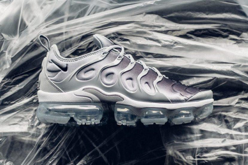 "Arrivano le Nike Air Vapormax Plus in ""GreyWolf"""