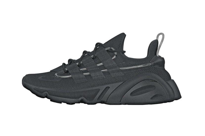 Adidas presenta una nuova sneaker dalla silhouettefuturistica