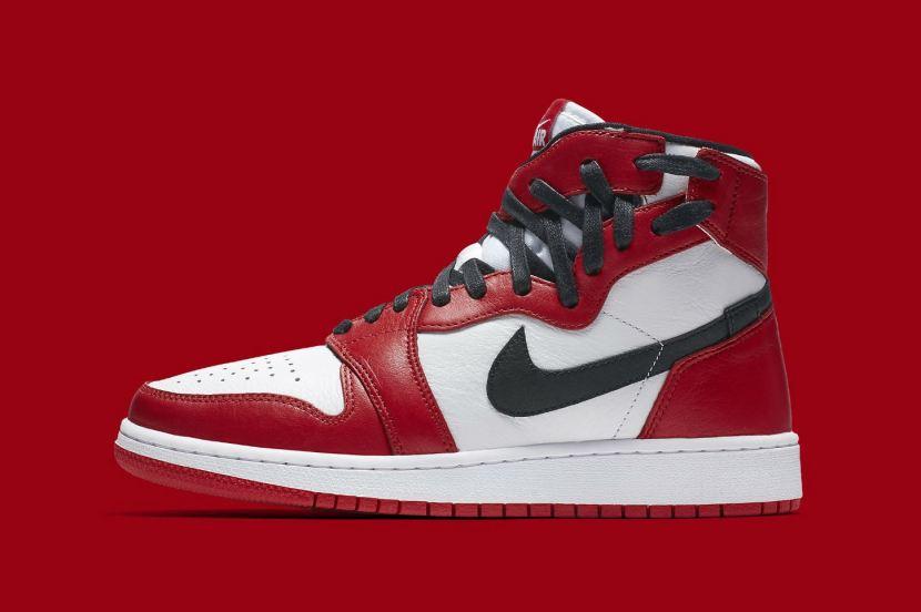 """Air Jordan 1 Rebel """"Chicago"""""""