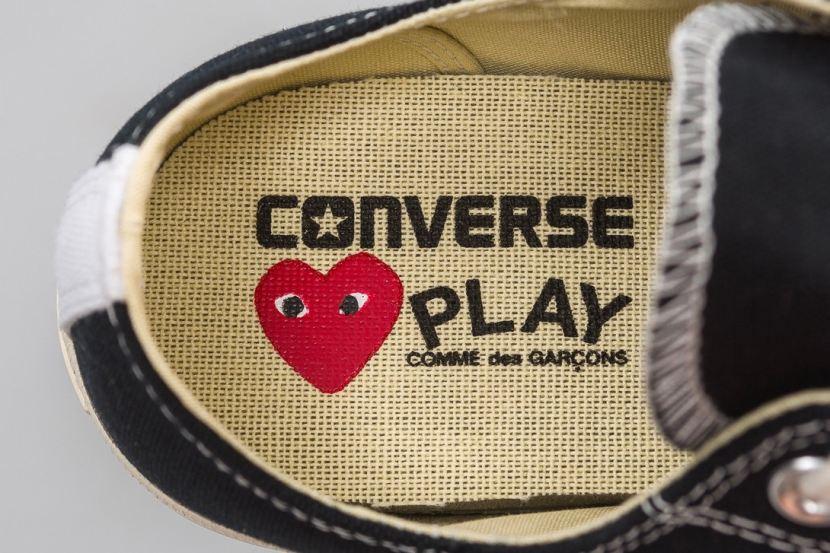 CDG PLAY x Converse Chuck Taylor All Star '70, ilritorno