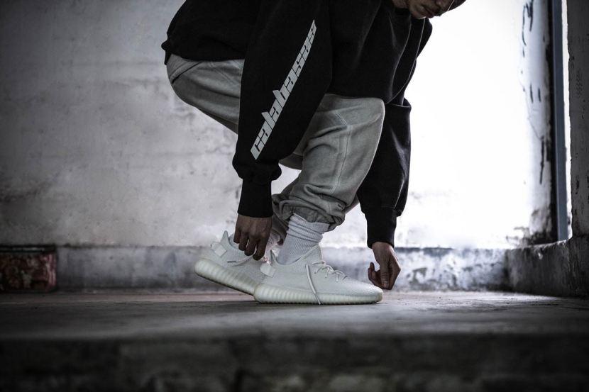 """Le Adidas Yeezy Boost 350 V 2 """"Cream"""" stanno perritornare"""