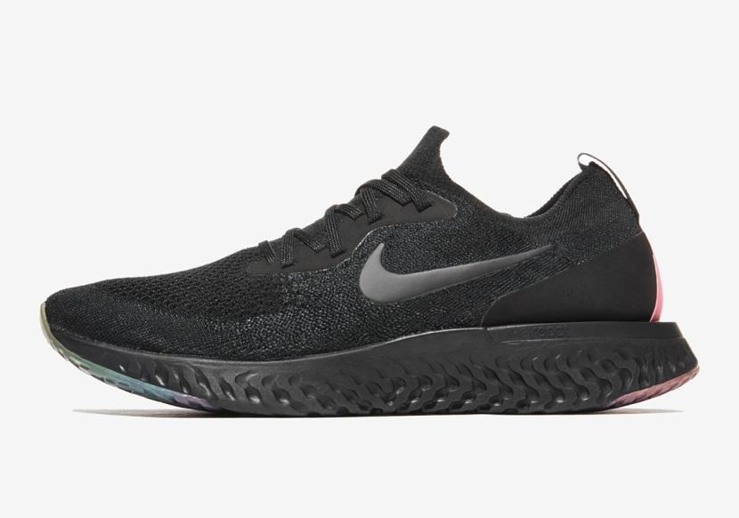 "Le Nike Epic React Flyknit ""Be True"" ottengono una datad'uscita"