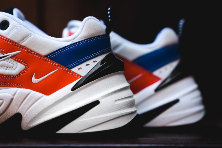 nike-m2k-tekno-on-foot-white-red-blue-black-3