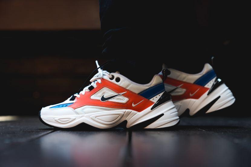 Le nuove Nike M2K Tekno di JohnElliot