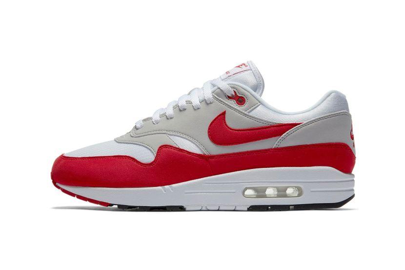 """Le Nike Air Max 1 OG """"Sport Red"""" ritorneranno il prossimomese"""