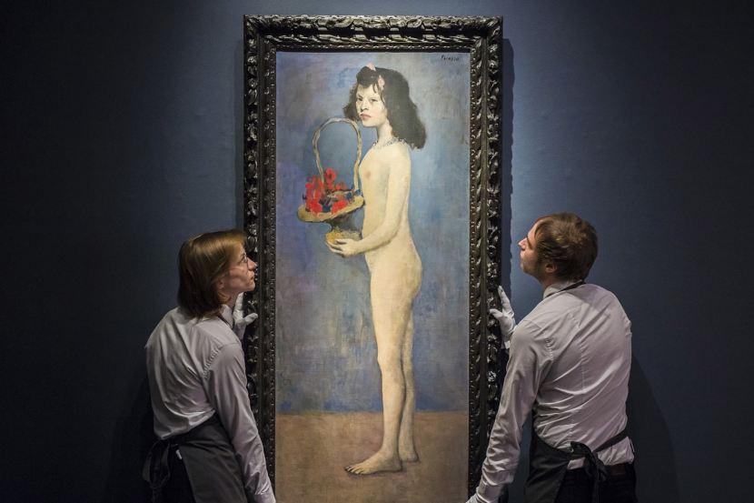 Quadro di Picasso venduto all'asta per 115 Milioni diDollari