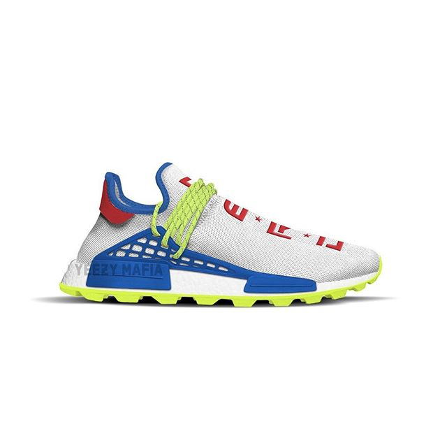 Nuova Adidas Human Race xNERD