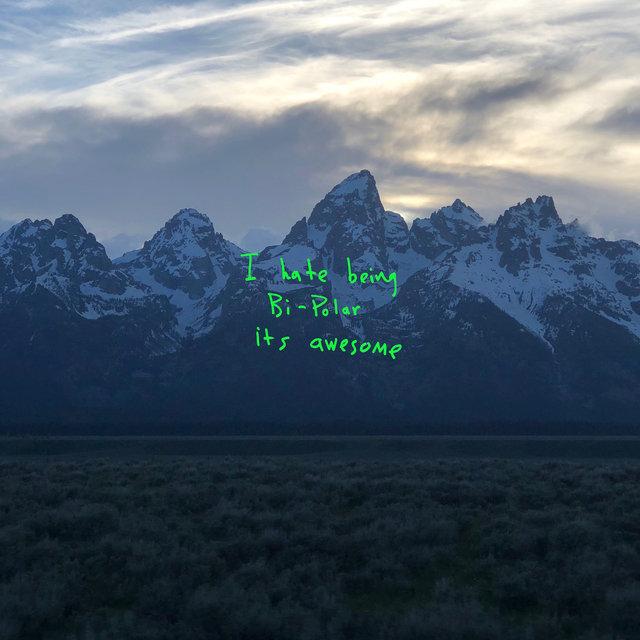 """Il nuovo album di Kanye West """"Ye"""" è ora disponibile instreaming"""