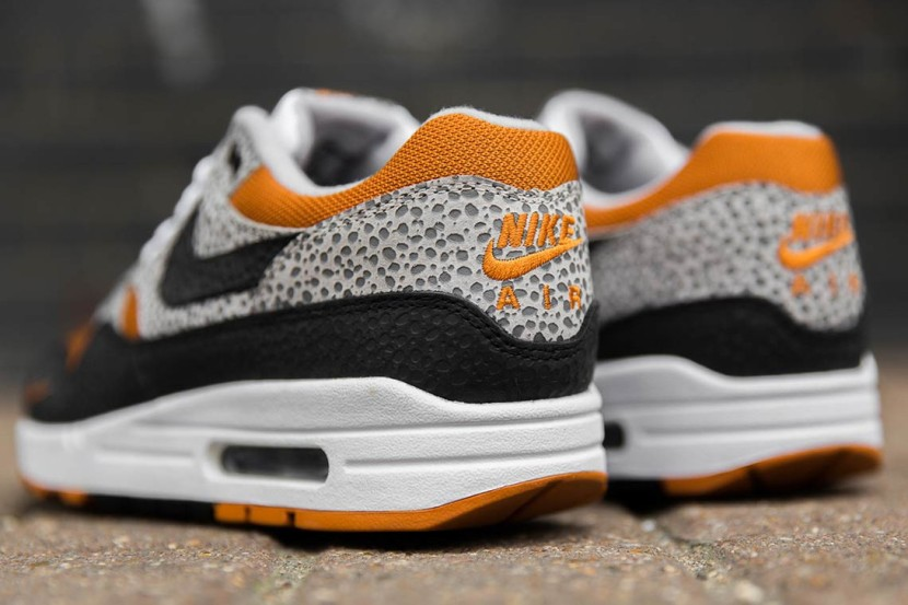 "SIZE? x NIKE AIR MAX 1 ""SAFARI"", rlease details"