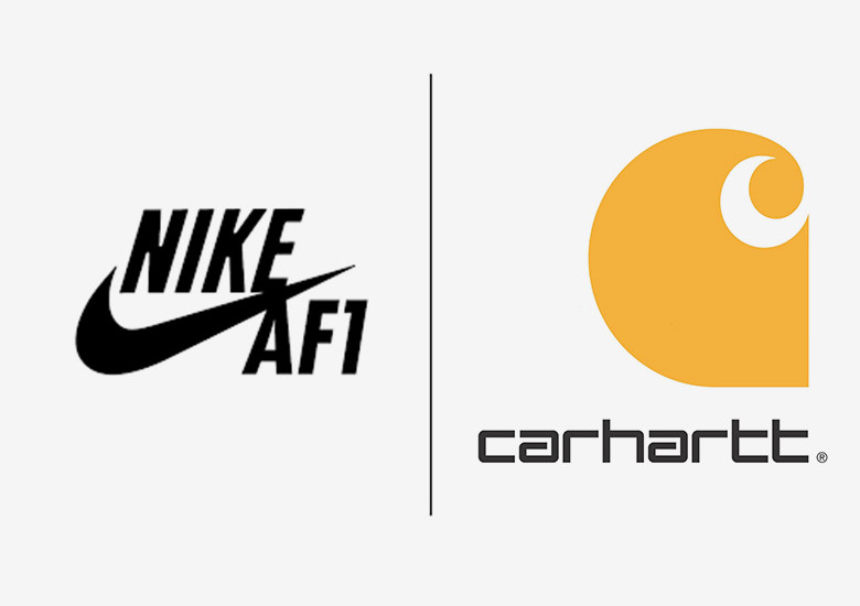 CARHARTT x NIKE AIR FORCE 1
