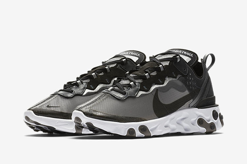 NIKE REACT ELEMENT 87, re-release