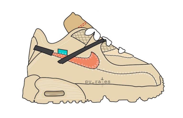 Off-White-Nike-Air-Max-90-TD-Toddler-Desert-Ore
