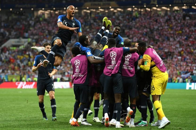 La Francia è campione delMondo