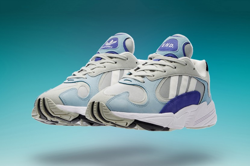 """END. x adidas YUNG-1 """"ATMOSPHERE"""""""
