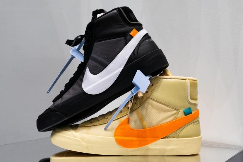 Ufficializzata la release delle nuove Nike Blazer xOFF-WHITE